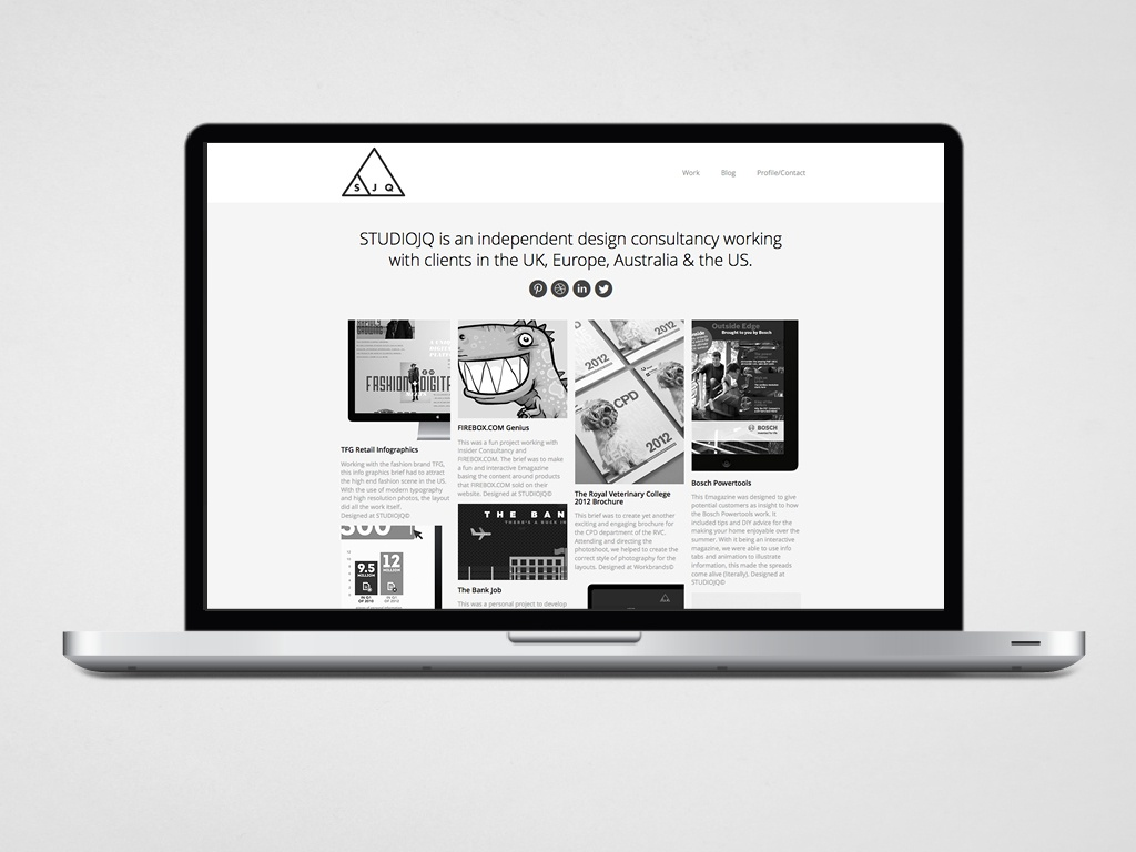 Studiojq web sept