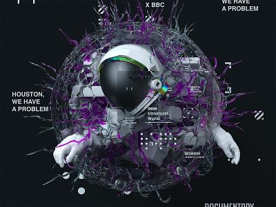 Unnatural World   Houston movie film interstellar scifi space octanerender octane c4d c4dr20