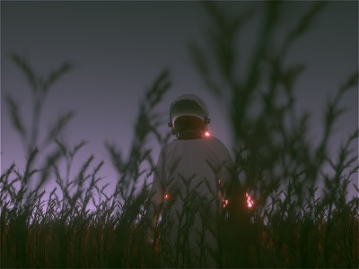 The Crop. movie film interstellar animation motion scifi space octanerender octane c4d c4dr20