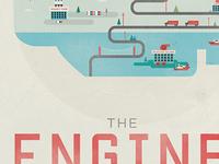 The Engine Room (Illustration)