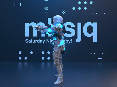 Astro | Saturday Night Space Party dance music animations colour abstract stilllife film interstellar animation motion scifi space octanerender octane c4d c4dr20
