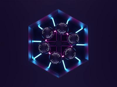 Neon SQUISHY