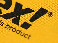 FLEX! logo finally registered!