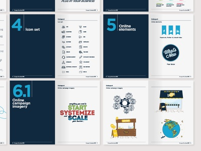 Ontraport branding deck branding deck branding guidelines illustration icons iconset texture graphic design studiojq bristol freelance