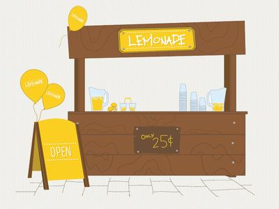 ONTRAPORT Lemonade stand