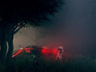 The Crash.