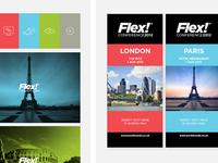 FLEX!® brand deck