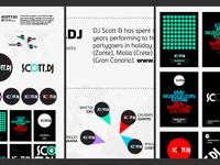 SCOTT.DJ brand deck