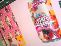 FEEL THE VIBE   STREET BEER