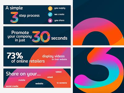 30SP website slides ui icons web iconset icon colour identity branding logo