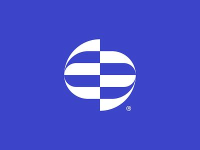 E® managment global type grid mark branding logotype symbol brand identity logo