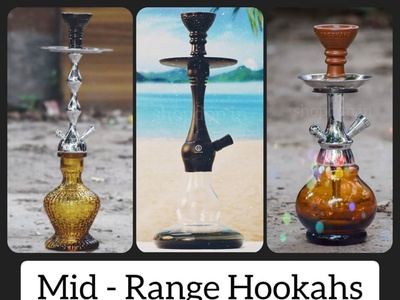 Mid Range Hookahs Online in India at ShopDop.in | Premium Design graphic hookah online mid range glass base hookah hukka hookah accessories cocoyaya branding hukkah shisha hookah shopdop.in