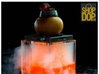 COCOYAYA Shishacube Hookah Online with Orange products branding design ui logo heat management device cocoyaya accessories branding hookah accessories hukkah shisha hookah shopdop.in