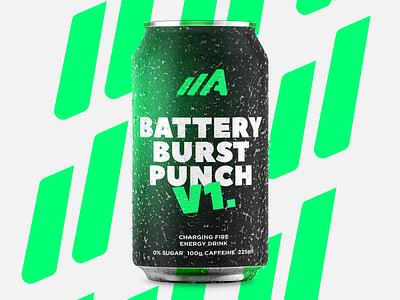 A energy Drink logo artwork typography design branding packaging design can packaging energy bar energy logo redbull energy energy drink