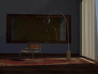 Chair Design design chair 3ds max illustrator illustration vray render model 3d model 3d
