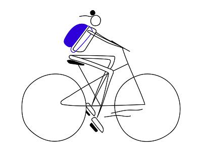 Digital Signature work cycle minimal branding vector design illustrator illustration characterdesign character