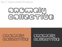 #7 - Fashion Brand Wordmark