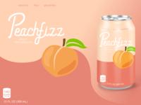 Dribbble Weeky Warmup - Fictional Soda