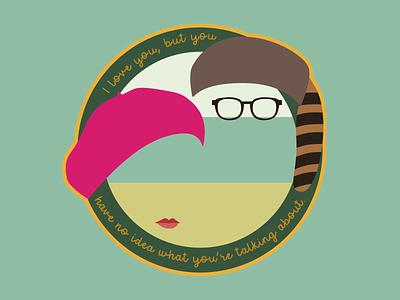 Weekly Warmup - Movie Icon movie icon logo branding illustration vector weekly warm-up weeklywarmup design uidesign ui