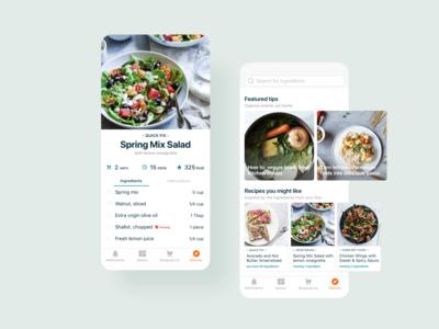 Pantree_Discover Recipes