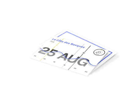 Tide Card