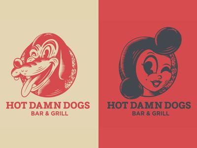 Hot Damn Dogs