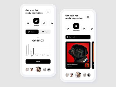 Petco App Design
