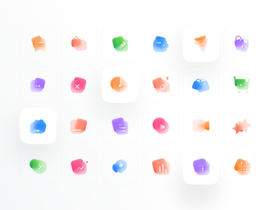 Freebie: Iconly Glass design illustration flat minimal icon vector ui illustrator essntial icons icon set icons pack iconset essential icons icons design icon design icons set profile dashboard