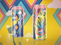 Contest for Brisk can  - My participation