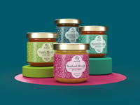 Bajia's Spice Pastes