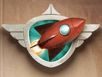 FastGui - Rocket Badge