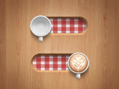 Procrastination Switch switch procrastination procrastinate button cup cappuccino wood interface ui icon user interface
