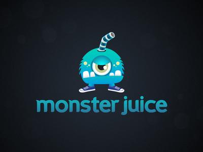 Monster Juice new typeface