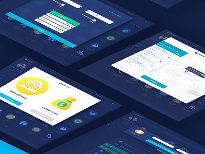 Yellow Card sketch sketch app ux design forgot gui kit my cart mobile app web-interface ux ui design