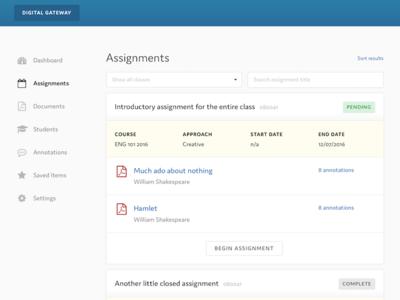 Student Annotation App app commenting comment annotation teacher student education