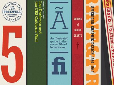Monotype Rockwell Illustration monotype rockwell fonts.com illustration type specimen