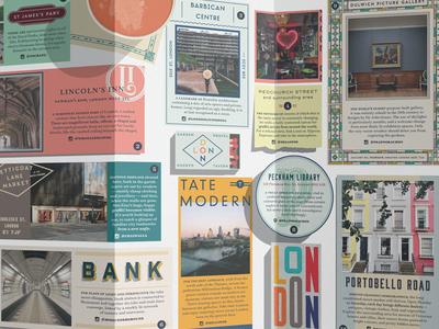 Herb Lester + Instagram City Guides Interior
