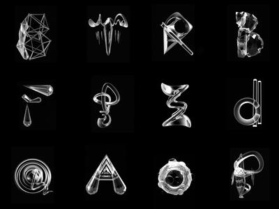 Matter Alphabet