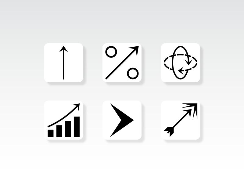 Arrows iconsets ux ui icon design icons design icons pack svg icons arrow head arrow logo arrowhead arrows arrow iconset icons icon