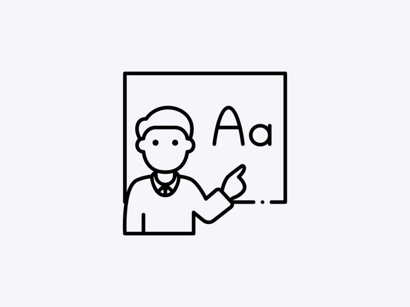 Teacher iconscout iconfinder flaticon icons design icon design iconography icons pack icons set icon set iconset icon school icons people icons education teachers teacher