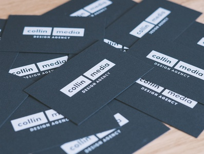 Business Card Fotoshooting