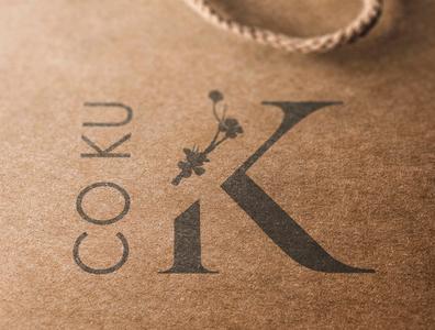 """Logo for the """"Co Ku"""" Brand"""