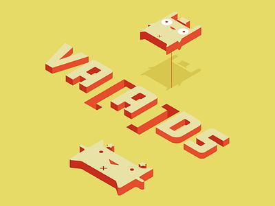 VA[A]Ds 3d art 3d vector illustrator illustration graphic design design character art