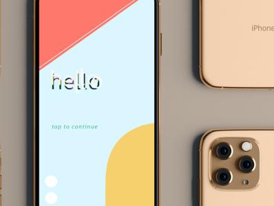 App Design - 4U