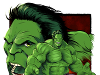 Incredible hulk gregbo