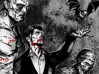 Creatures Of The Night - Famous Monsters