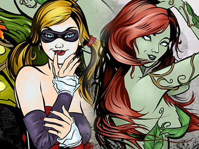 Harley and ivy bh gregbo