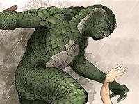 Attack Of The Creature