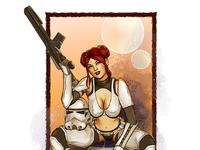 Star warssexy trooper gregbo