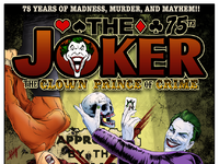 Joker anniversary gregbo